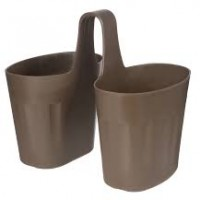 Garden trend 7810 double saddle planter