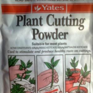 Cuttings-powder