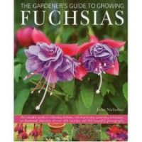 gardeners guide to fuchsias book reference collections